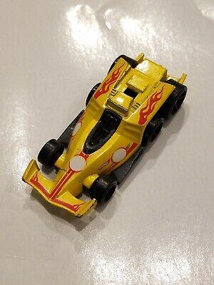 2011 Hot Wheels New Models Danicar Yellow 1//244