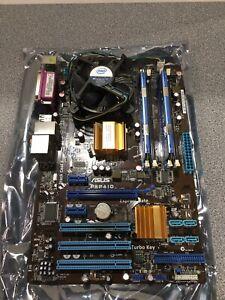 ASUS-P5P41D-LGA-775-Socket-T-Intel-Motherboard-WITH-CPU-AND-RAM