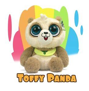 Toffy Panda Plush Toy 13in -Panda Yeah