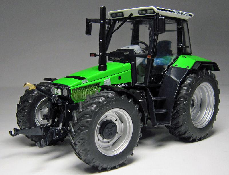 DEUTZ-FAHR Agrostar 6.38 1993-1995 tractor 1 32 MODEL façon-toys