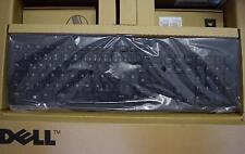 NEW BOXED DELL DESKTOP PC SERVER USB EXTERNAL GERMAN SLIM KEYBOARD 92K0G inc VAT