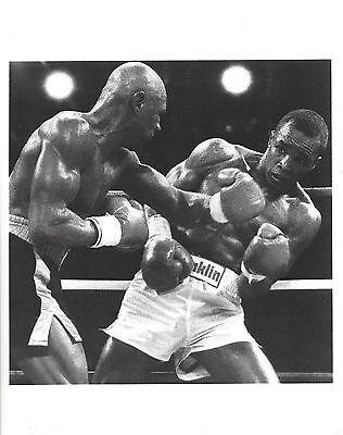 1987 SUGAR RAY LEONARD vs MARVELOUS MARVIN HAGLER Glossy 8x10 Photo Poster Print