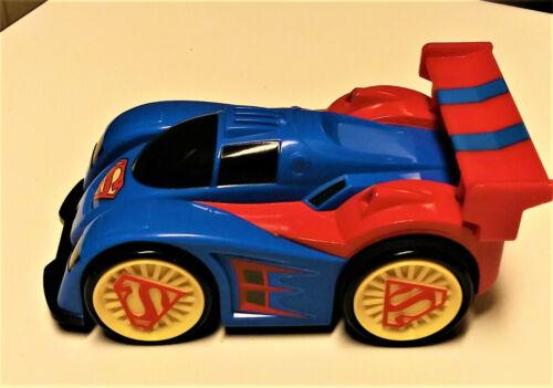 Mattel Fisher Price DC Comics SUPERMAN Shake N Go Car Vehicle