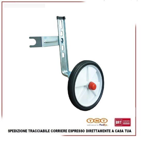 ruote rotelle bici stabilizzatore  bicicletta ciclo bimbo 12 //14 *pesolemotors*