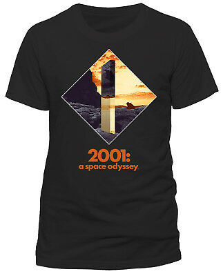 2001 A Space Odyssey Dave Hal Sci-Fi 1968 Movie New T-Shirt S-6XL