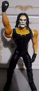 WCW-Sting-Crow-Toy-Biz-Wrestling-Figur-1999-WWE-WWF-Wrestling