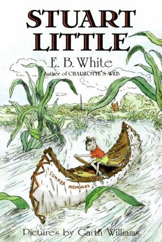 Stuart Little by White, E. B , Paperback