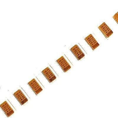 20PCS 16V 1UF A case 105C ±10/% 1206 SMD Tantalum Capacitors 3.2mm×1.6mm