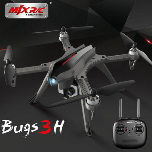 MJX Bugs B3 2.4G RC Drone Quadcopter Brushless Motor Racing Drone Remote Control
