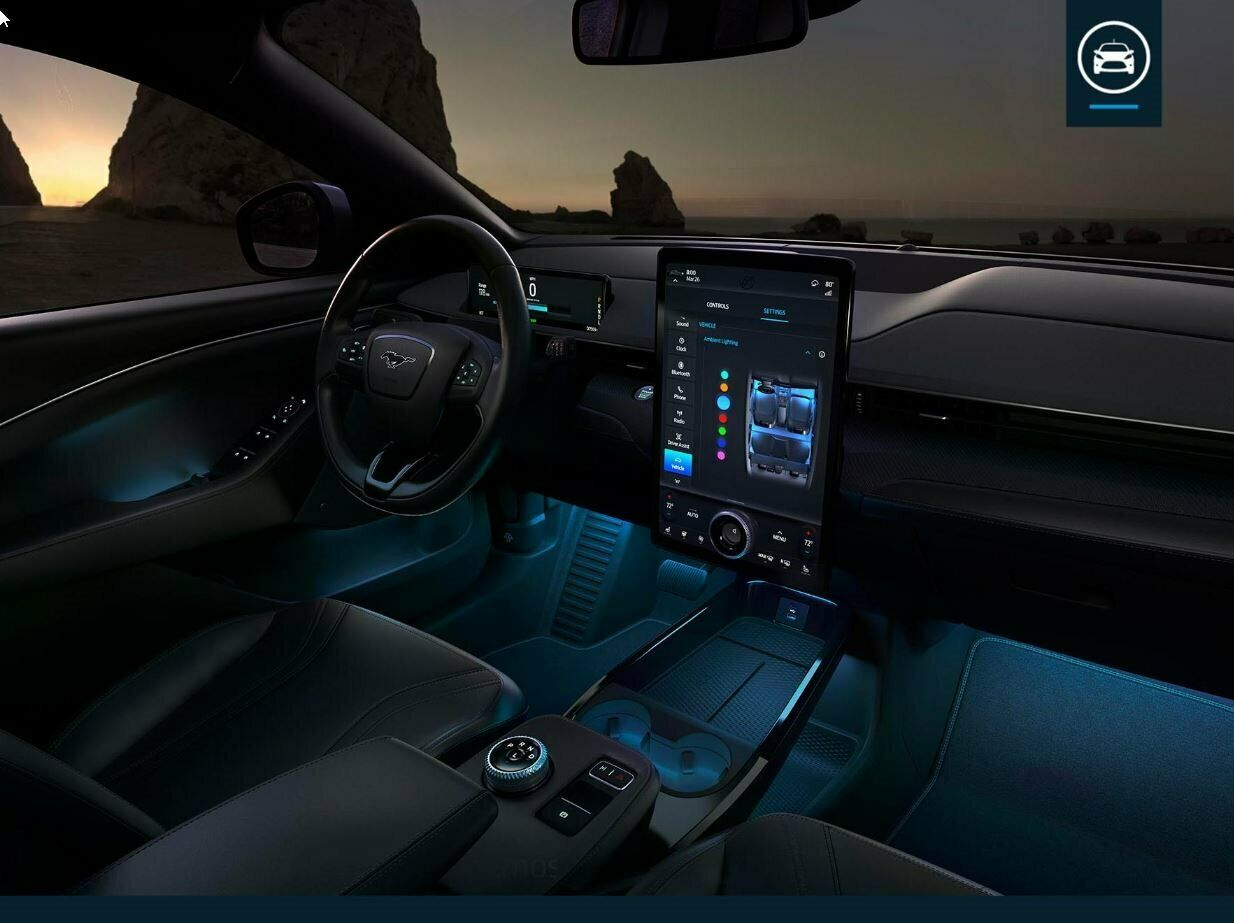Ford Mustang Mach-E  Extended Range - billede 6