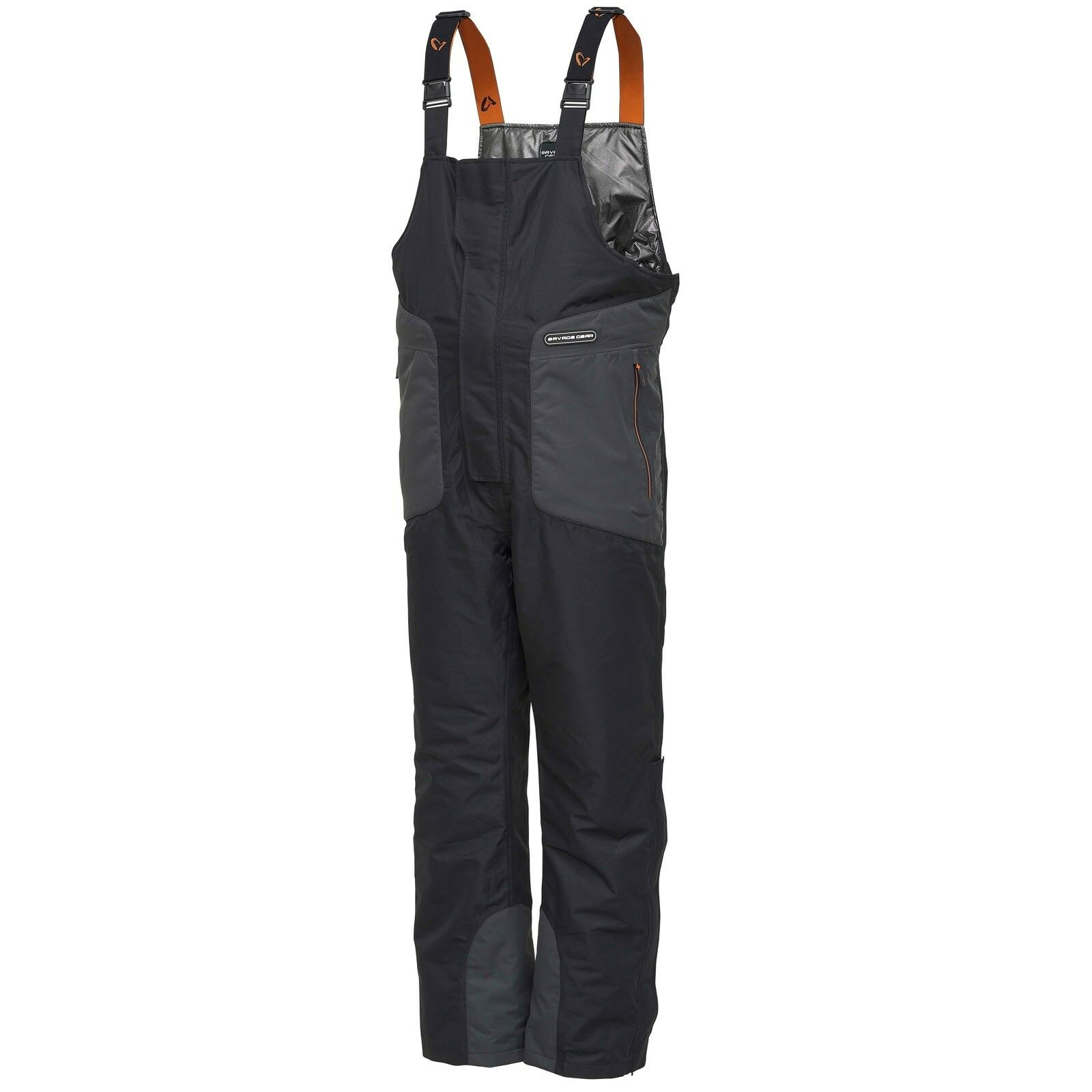 Savage Gear Angeln Thermobekleidung Winterhose - HeatLite Thermo B&B XL