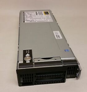HP ProLiant BL460c Gen8 Blade Server 641016-B21 CTO 10GB FLB BAREBONE HEATSINKS