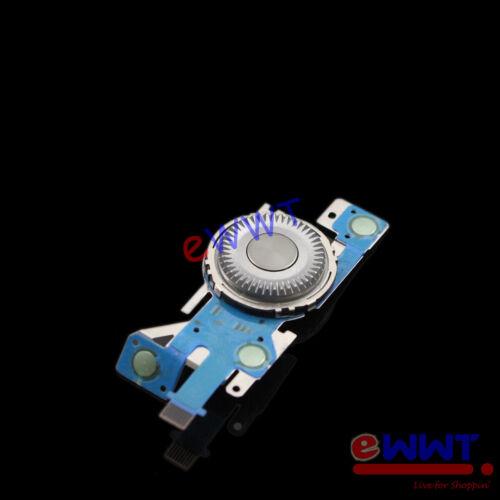 for Sony Alpha NEX 3C 2010 Replacement Silver Rear Control Wheel Module ZVFE744
