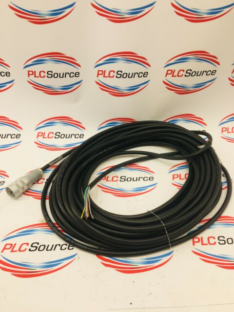 LOT OF 3 NEW NO BOX SICK CABLE CONNECTOR CORD SET 6009382 DOL-1204-G02M 280-11
