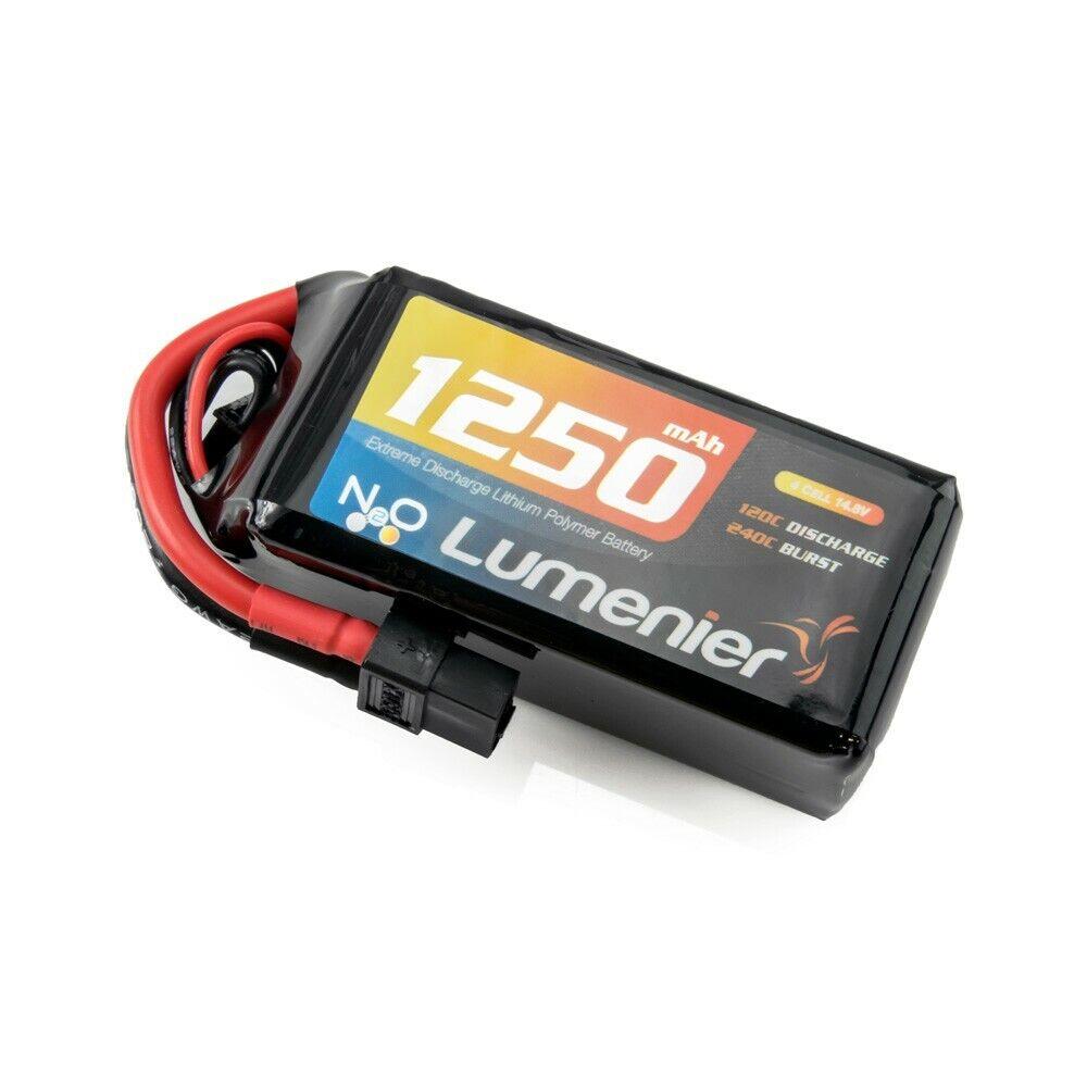 Lumenier N2O 1250mAh 4s 120c Lipo Drone Battery