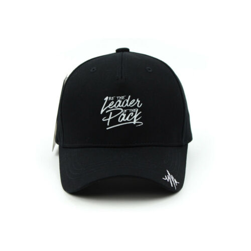 Unisex Mens Womens Teamlife UrbanX Leader Pack Baseball Cap Trucker Hats Black