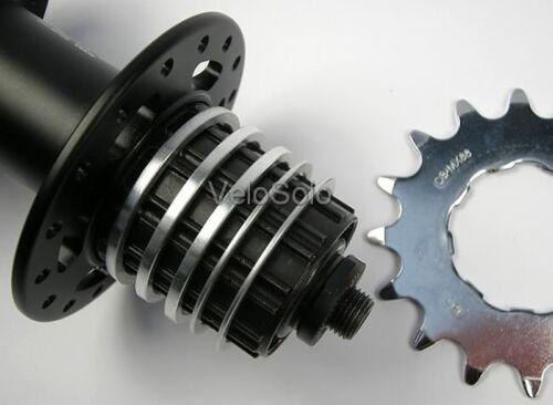 CNC SPACER KIT FIXED TRACK COG Freewheel Cassette Bottom Bracket 1.5mm x 5
