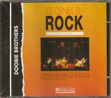 MUSIQUE CD LES GENIES DU ROCK EDITIONS ATLAS - DOOBIE BROTHERS FIRST ALBUM N°59