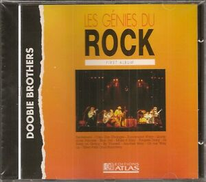 MUSIQUE-CD-LES-GENIES-DU-ROCK-EDITIONS-ATLAS-DOOBIE-BROTHERS-FIRST-ALBUM-N-59