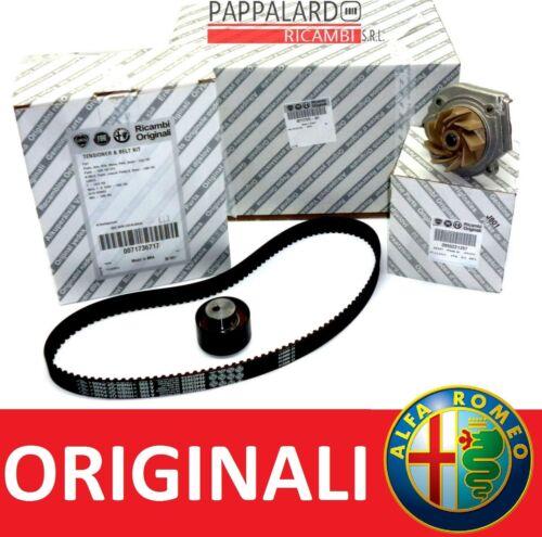 POMPA ACQUA ORIGINALE ALFA ROMEO MITO 1.4 MULTIAIR KIT CINGHIA DISTRIBUZIONE