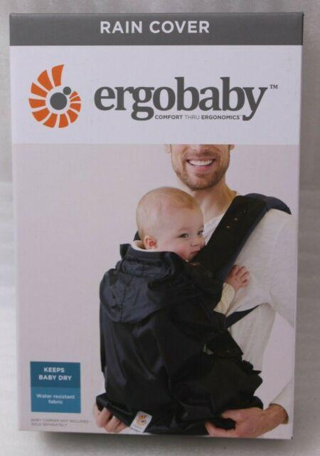Ergobaby Rain Cover Black