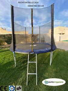 Trampolino-tappeto-elastico-rete-bambini-fitness-certificato-TUV-GS-varie-misure