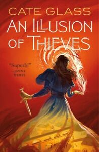 Illusion-of-Thieves-Paperback-by-Glass-Cate-Like-New-Used-Free-P-amp-P-in-the-UK