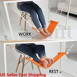 Image Is Loading Portable Mini Office Foot Rest Stand Desk Feet