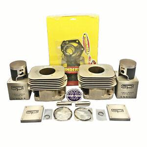 Polaris-Cylindre-Set-99-03-550F-Ventilateur-De-Piston-Joints-Classique-550-50mm