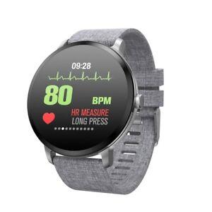 New-V11-Smart-watch-IP67-waterproof-Tempered-glass-Fitness-tracker-for-men-women
