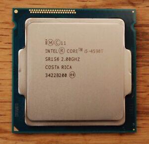 Intel Core i54590T QuadCore CPU Processor 2GHz 35W Socket 1150 - Leatherhead, Surrey, United Kingdom - Intel Core i54590T QuadCore CPU Processor 2GHz 35W Socket 1150 - Leatherhead, Surrey, United Kingdom