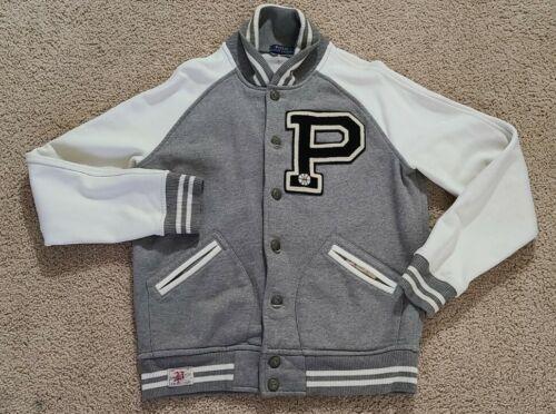 Men Polo Ralph Lauren Varsity Basketball Jacket Me