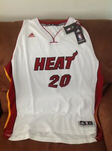 baeebedd9 Adidas justise winslow  20 miami heat nba jersey NWT size 3XL Lenght ...