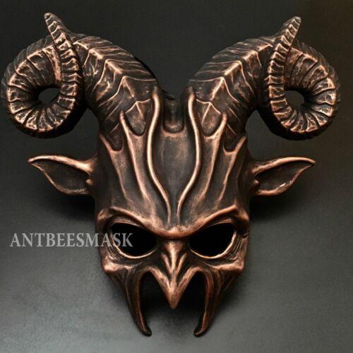 Halloween Animal Démon Masque Costume Mascarade Mur Déco Masque
