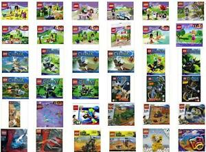 LEGO-FRIENDS-amp-Chima-rares-Sets-promotionals-Exclusif-Sets-polybag