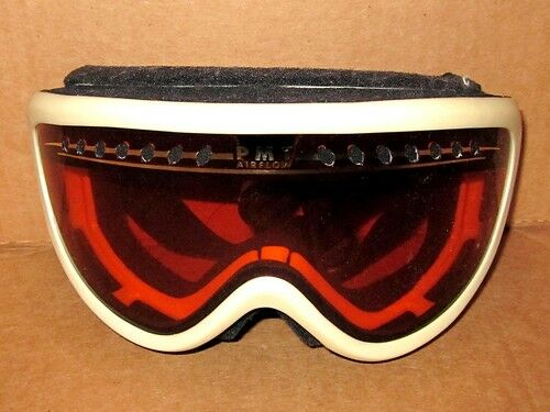 SMITH airflow goggles downhill skiing ECLIPSE  winter gold lens 1995 retro  welcome to order
