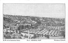 WOODMEN CO M.W. OF A. SANATORIUM  GENERAL VIEW P/C