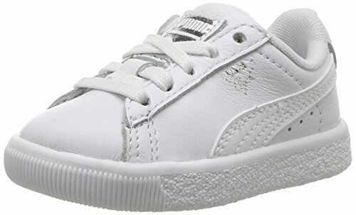 PUMA 36466307 Unisex-Kids Clyde CoreFoil- Choose SZ color.