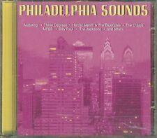 Philadelphia Sounds - Harold Melvin/The O'Jays/Mfsb/Billy Paul/Jacksons Cd Ex