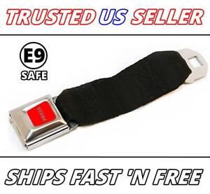 Seat-Belt-Extender-Extension-for-1987-Cadillac-Deville-E9-Safe