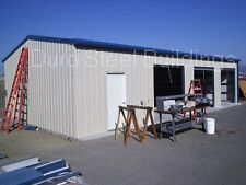 Durobeam Steel 40x60x18 Metal Barn Home Garage Clear Span Building Kit Direct