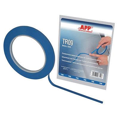 APP Schutzband Trennen von Farben Breite 6mm Konturenband Zierlinienband 1013