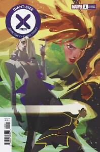 GIANT-SIZE-X-MEN-JEAN-GREY-EMMA-FROST-1-GERALD-PAREL-1-25-VARIANT-NM