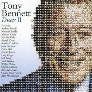 TONY-BENNETT-034-DUETS-II-034-CD-NEW