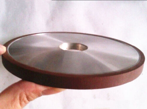 """150mm 6/"""" Straight Style Diamond Grinding Wheel Select Thickness Grit"""