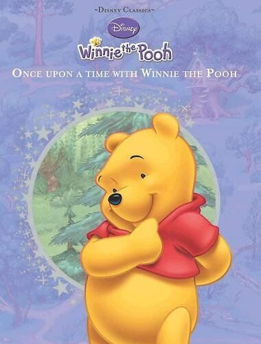 """""""Disney Diecut Classics: Once Upon a Time with """"Winnie the Pooh"""""""