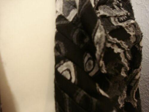 voorjack zwart ruche grijs 14 Asymmetrisch wit Waterval Chesca nBqYxdCwC