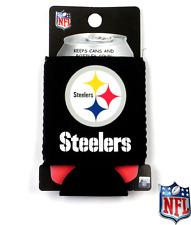 Pittsburgh Steelers Officially Licensed 12oz Neoprene Can Huggie