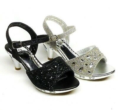 10 11 Baby /& Toddler Girls/' Fashion Ankle Strap Dress Shoes size 9 12