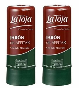 La-Toja-Shaving-Stick-50g-2-Pack-Made-in-Spain